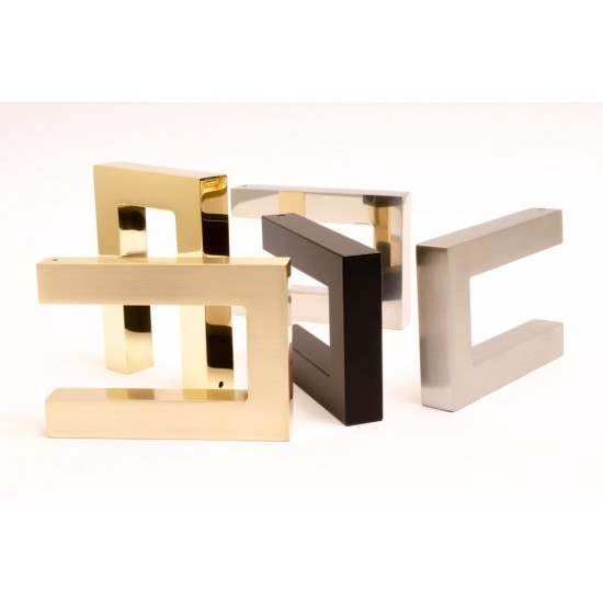Square wall hanger