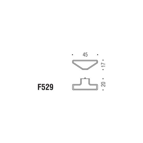 Formae F529 knob