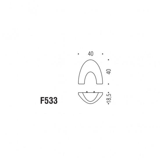 Formae F533 knob