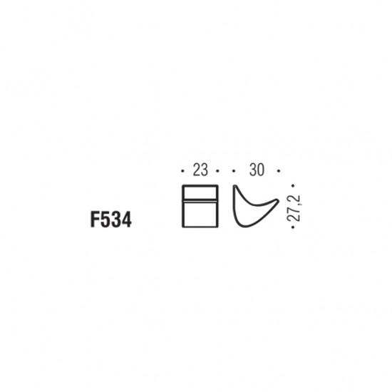 Formae F534 knob