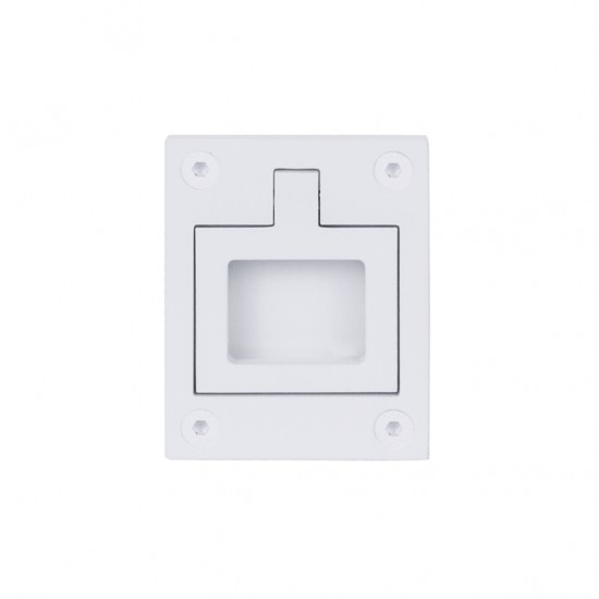 One PB51 flush handle