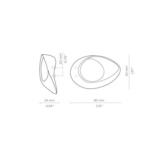 Infinity Drawer Handle