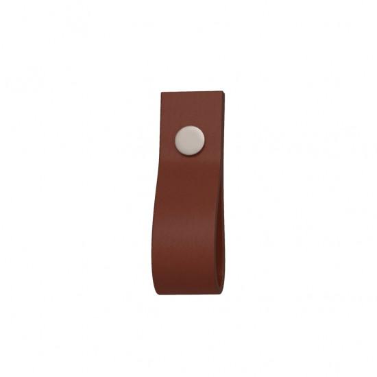 Button Loop Cabinet Handle