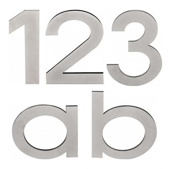 Square 250 Numerals