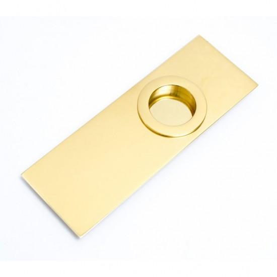 BB Sweden Sliding Door Handle with Backplate