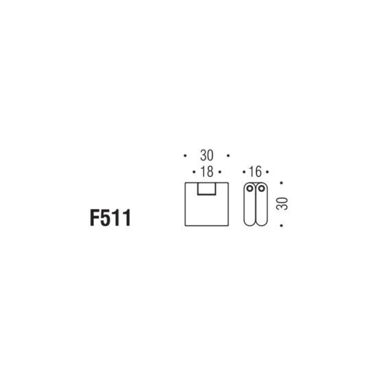 Formae F511 knob