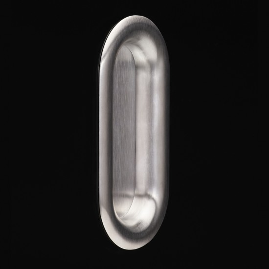 FAT by Tom Dixon Flush Pull Handle, Oval