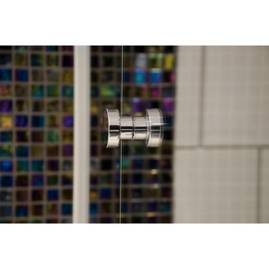 Dot 30 Glass Door Knob