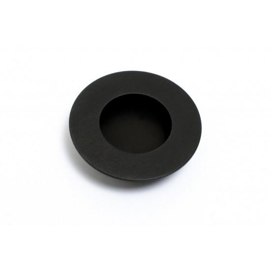 Circle sliding door handle